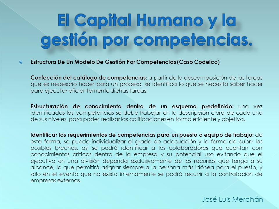 ¿Por qué es necesario el desarrollo de una gestión por competencias? Es una de las herramientas principales en el desarrollo del Capital Humano. La ge