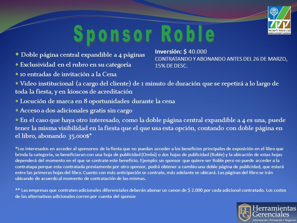 Inversión: $ 30.000 CONTRATANDO Y ABONANDO ANTES DEL 26 DE MARZO, 15% DE DESC.