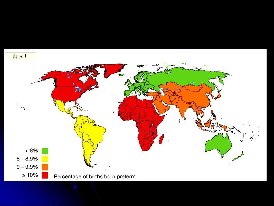 En resumen El parto pretérmino es: El parto pretérmino es: Frecuente La incidencia está aumentando Tiene una alta mortalidad Tine una alta morbilidad Tiene un alto coste