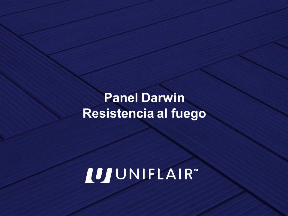 1 Panel Darwin Resistencia al fuego
