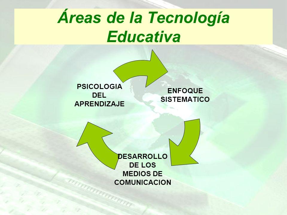 Tecnología Educativa y Teoría del Aprendizaje El diseño instruccional es un proceso tecnológico basado en tres campos: la psicología del aprendizaje, el análisis de las operaciones de clase, y el enfoque de sistemas.