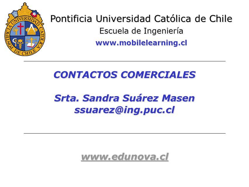 CONTACTOS COMERCIALES Srta.
