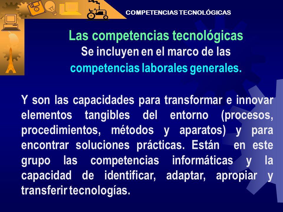 En tecnología distinguiremos seis operaciones que nos permitirán ejercer una adecuada práctica en esta ciencia: 1.La copia como operación de tecnologí