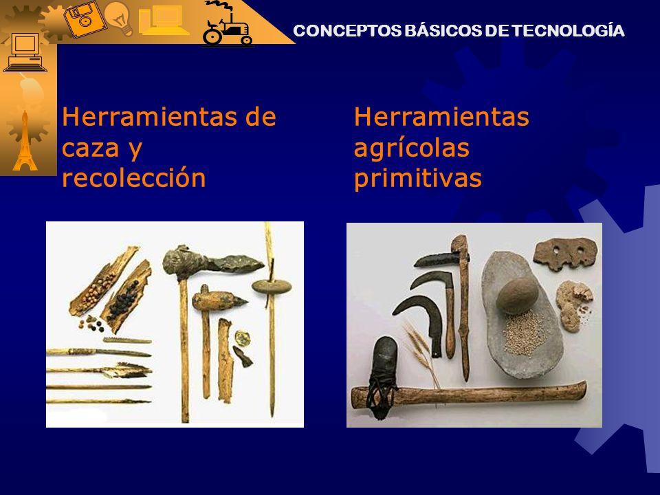 CONCEPTOS BÁSICOS DE TECNOLOGÍA EL HOMBRE PRIMITIVO TRANSFORMA LA NATURALEZA Los primeros hombres por su propia iniciativa y creatividad, buscaban sol