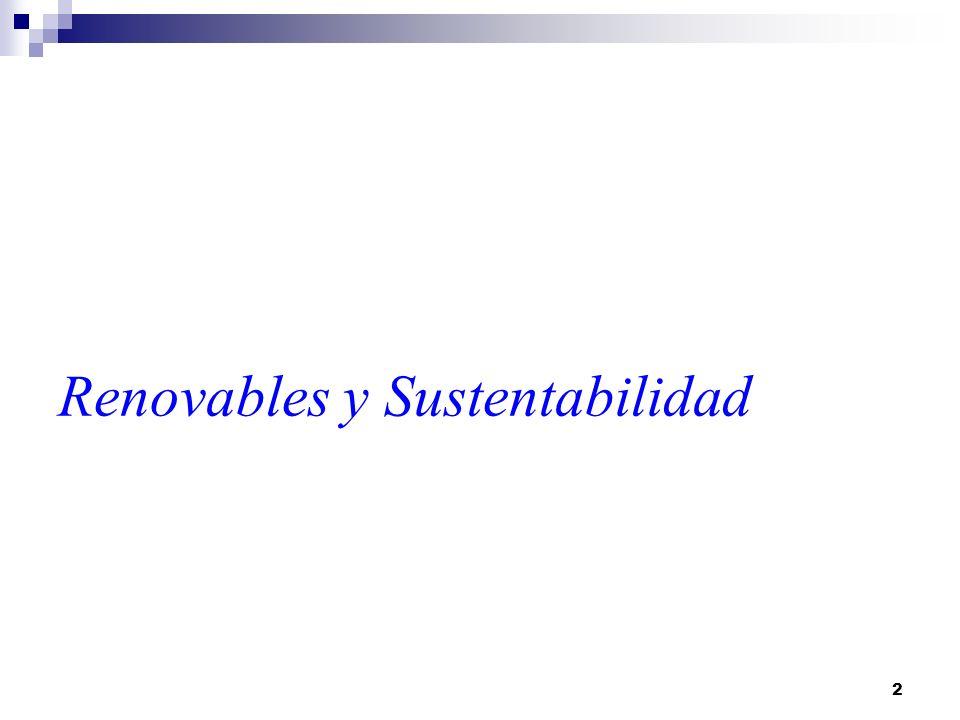 2 Renovables y Sustentabilidad