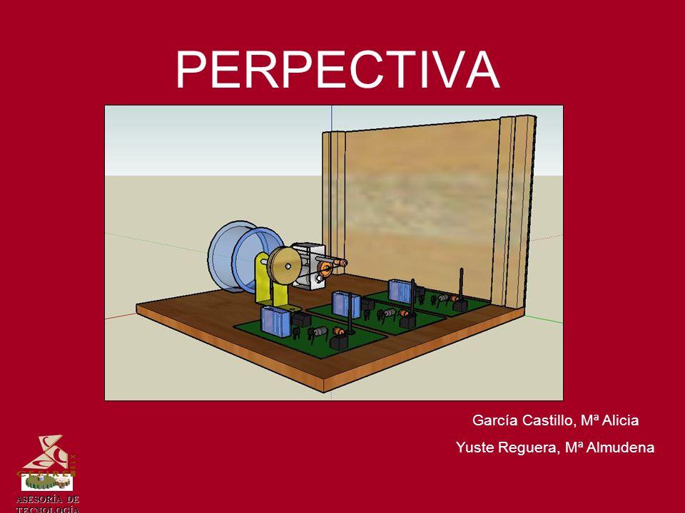 ASESORÍA DE TECNOLOGÍA PERPECTIVA García Castillo, Mª Alicia Yuste Reguera, Mª Almudena