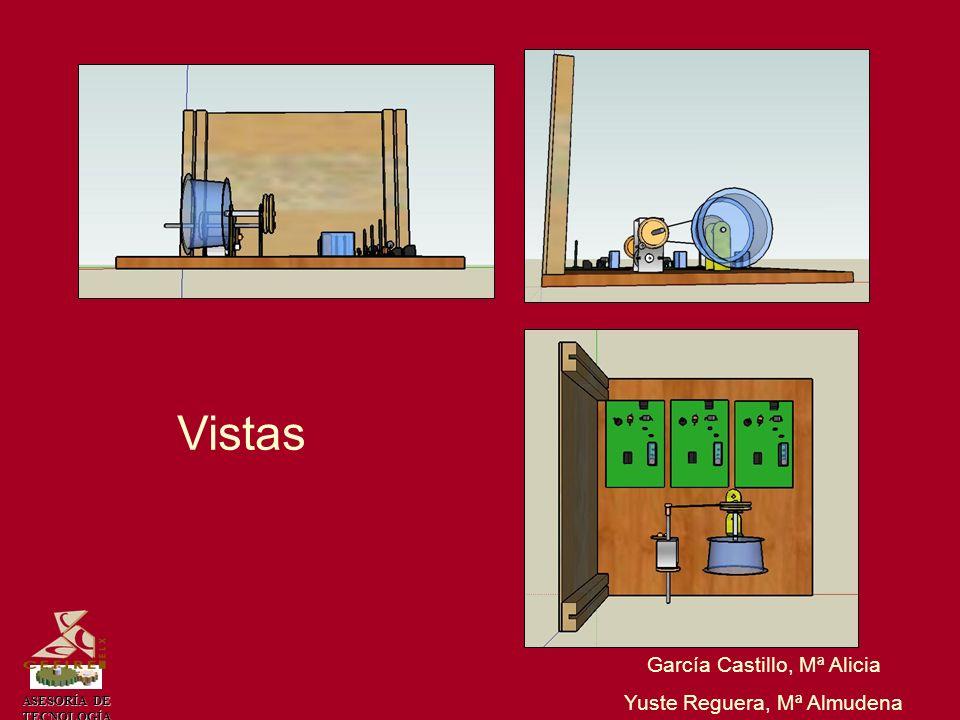 ASESORÍA DE TECNOLOGÍA CROQUISCROQUIS García Castillo, Mª Alicia Yuste Reguera, Mª Almudena