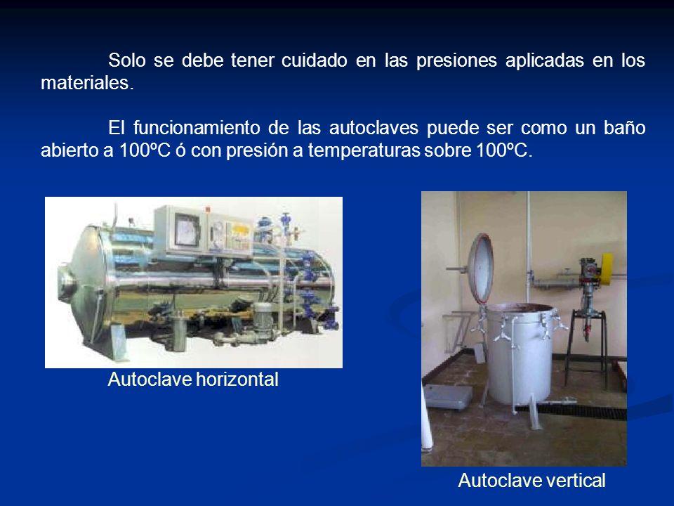 Los productos se calientan por convección tienen el Punto frío ubicado sobre el eje vertical del envase y cerca del fondo.