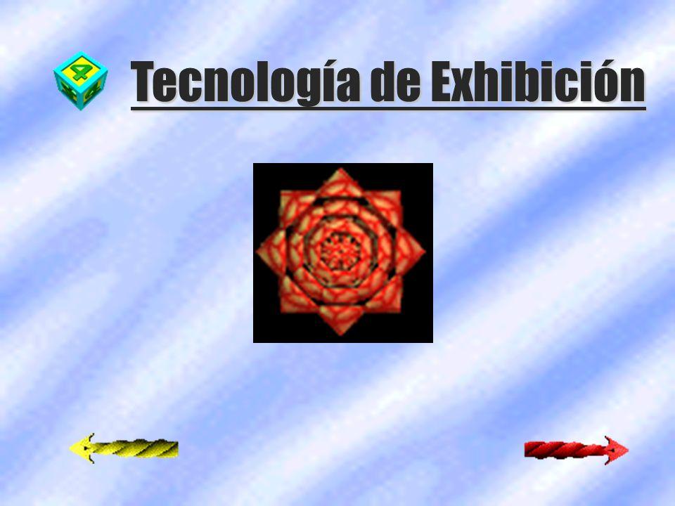 Tecnología de Exhibición