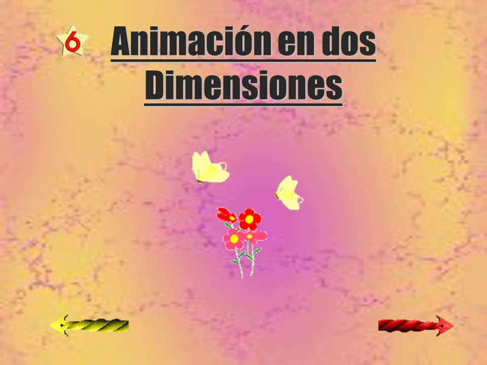 Animación en dos Dimensiones