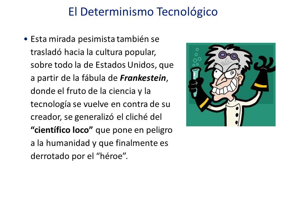 La tradición crítica Marxista De modo que, la forma material (en el lenguaje de Marx) que adquiere la tecnología bajo el capital no es neutra con respecto a la lucha que se da entre el obrero y esas relaciones de producción.