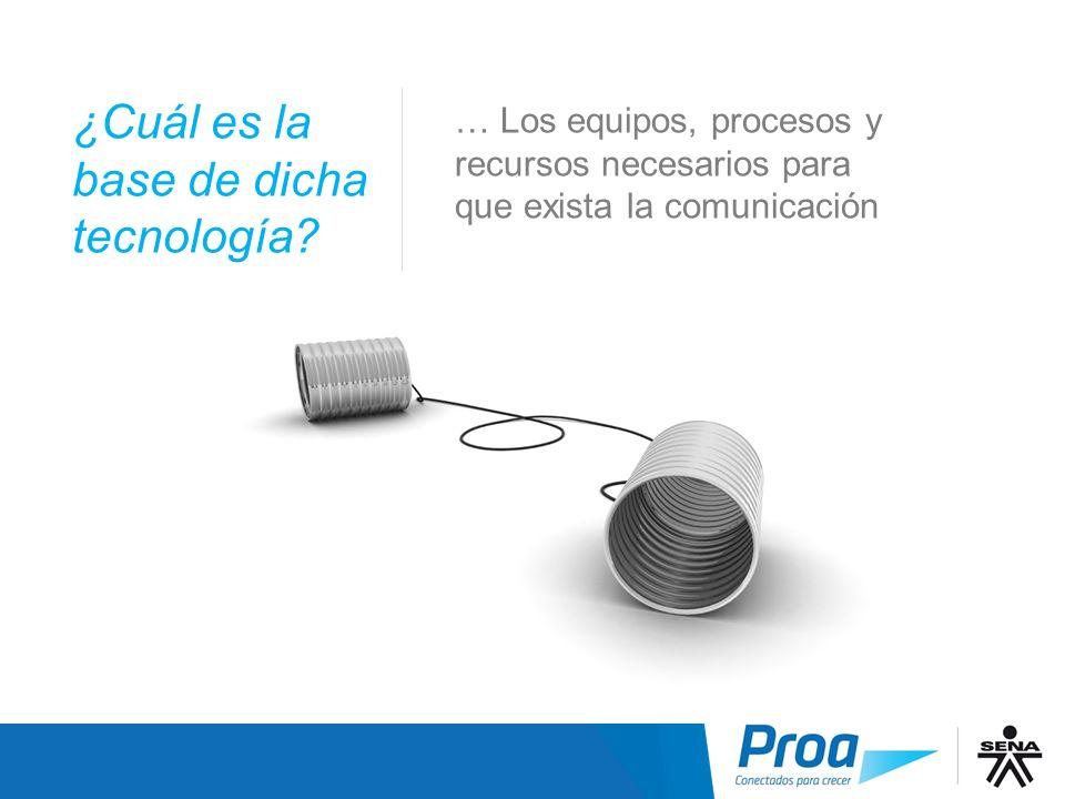 Cuál es la base de dicha tecnología? IC> Definir que sería un componente, pero hacerlo operacionalmente o instrumentalmente: se sugiere hacerlo tambié