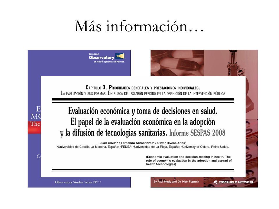 Más información…