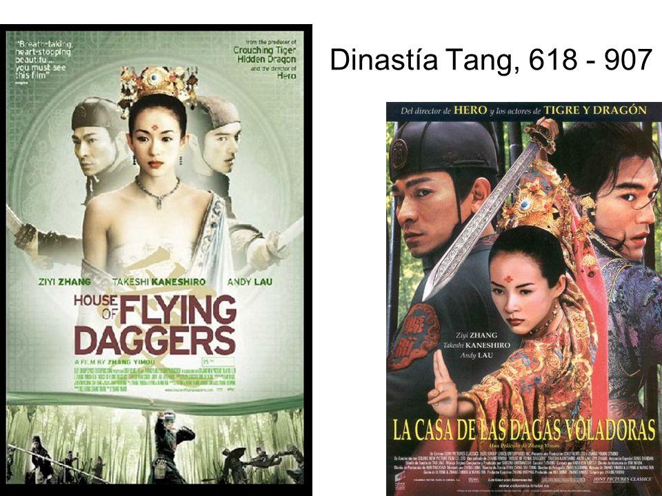 Dinastía Tang, 618 - 907