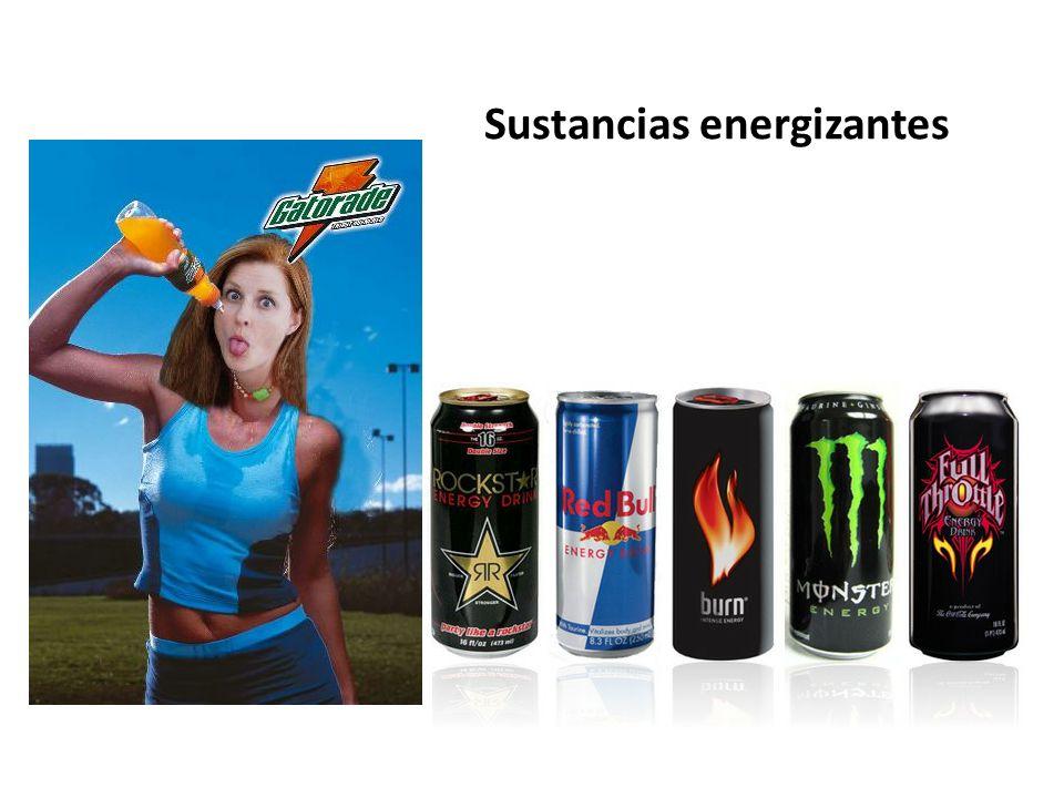 Sustancias energizantes