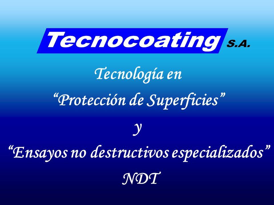 Desde su fundación en 1982, Tecnocoating S.A.
