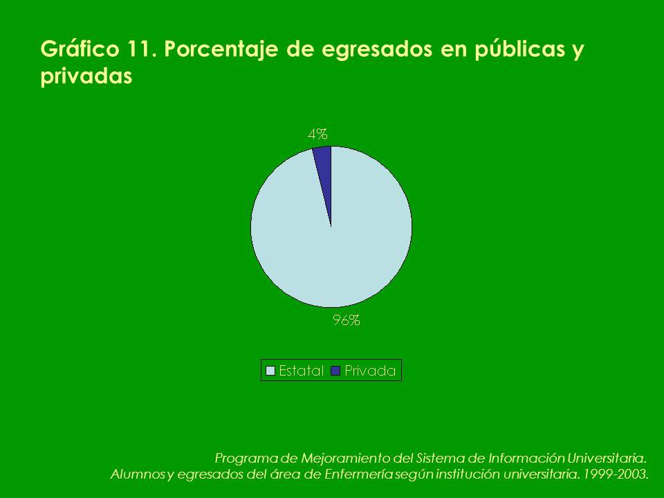 Gráfico 11.