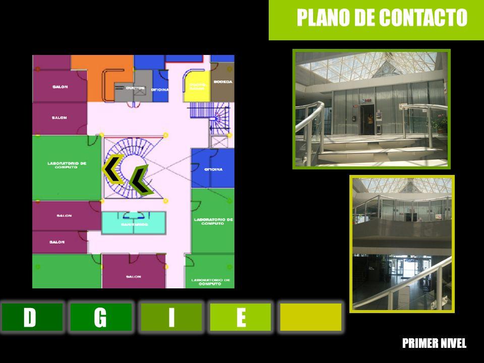 DGIE PLANO DE CONTACTO PRIMER NIVEL