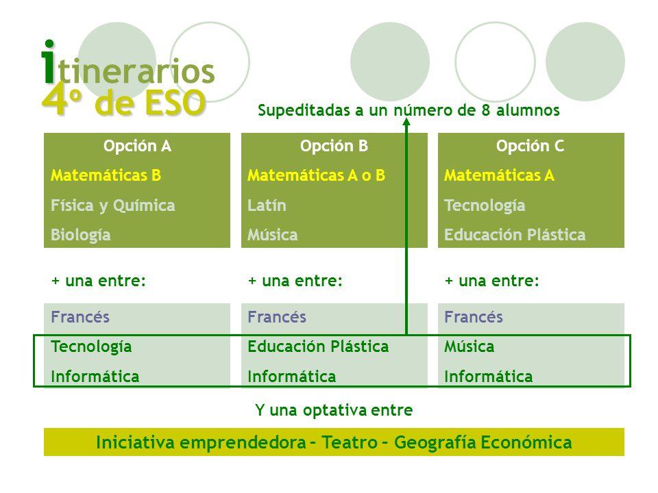 m odalidades b achillerato Bach.ArtesCiencias y Tecnología Humanidades- CC.Sociales Comunes 1.