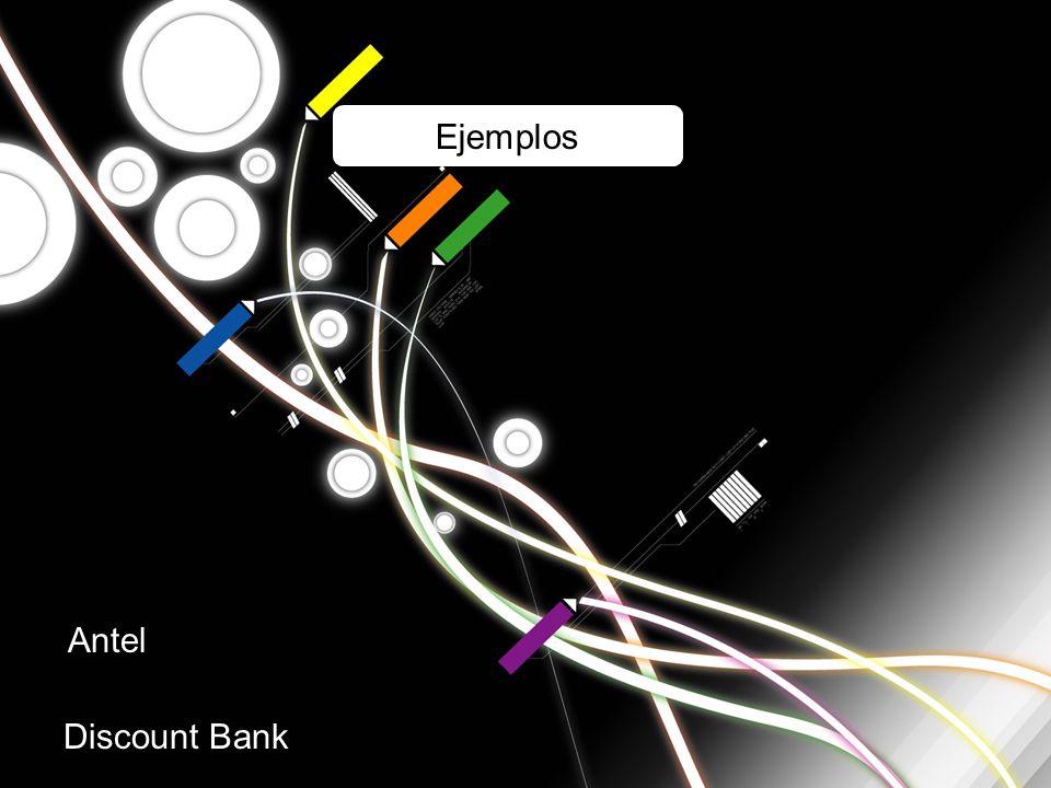 Ejemplos Antel Discount Bank