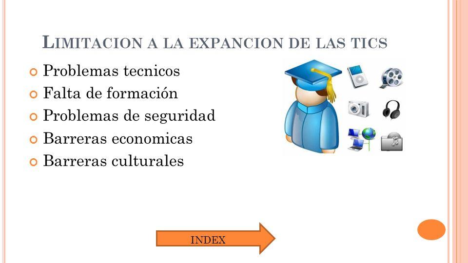 T IC S Tecnología y comunicación. Acceso a toda información.