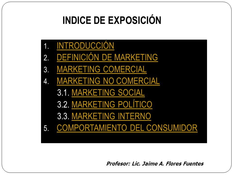 Área de Educación para el trabajo EL MARKETING TEMA 2: EL MARKETING COMERCIAL Profesor: Lic.