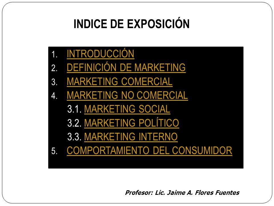 Expositor: Lic. Jaime A. Flores Fuentes Área de Educación para el trabajo