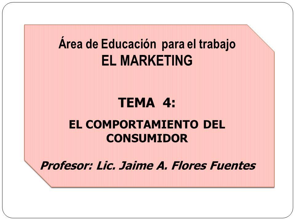 ACTIVIDAD DE EVALUACIÓN N° 3 Profesor: Lic. Jaime A. Flores Fuentes