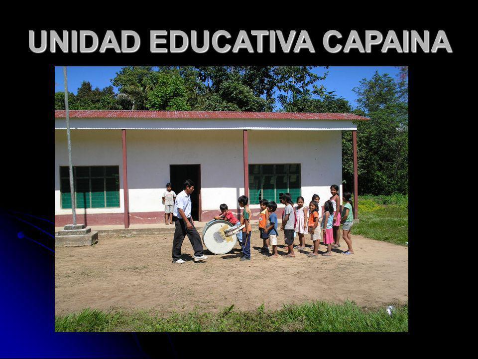 UNIDAD EDUCATIVA CAPAINA