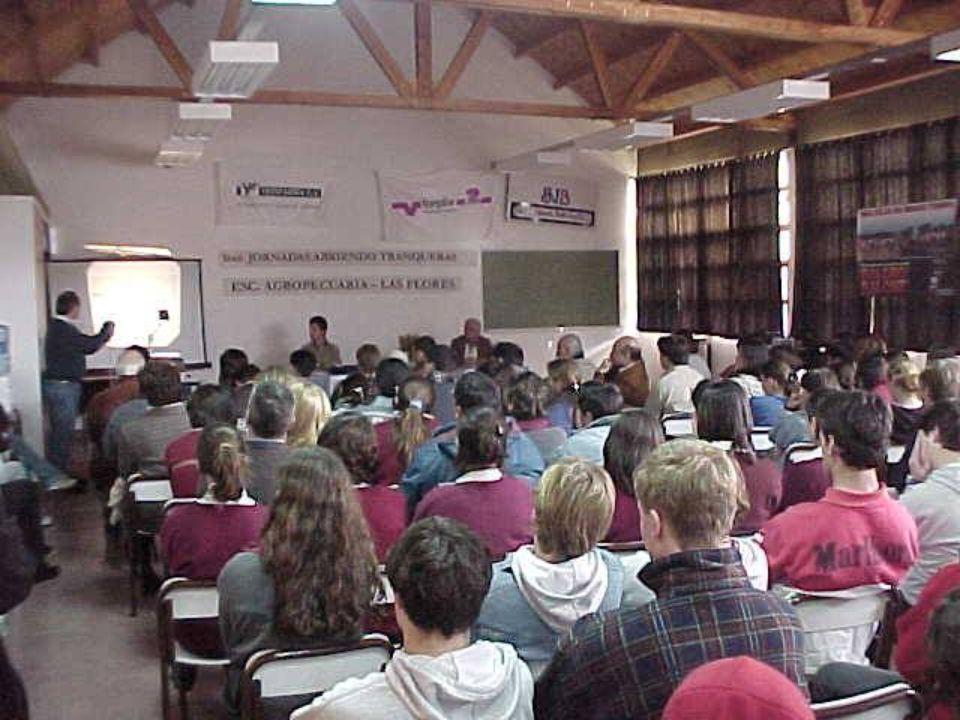 COMO ENTRA ESTA PROPUESTA EN LA EDUCACION AGROPECUARIA En primer lugar es necesario tener muy claro que función debe cumplir la escuela media agropecuaria.