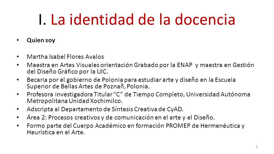 Quien soy Martha Isabel Flores Avalos Maestra en Artes Visuales orientación Grabado por la ENAP y maestra en Gestión del Diseño Gráfico por la UIC. Be