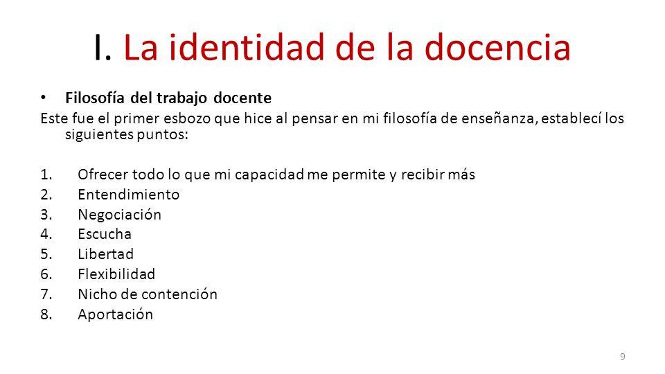 III.Planeación didáctica por competencias B.