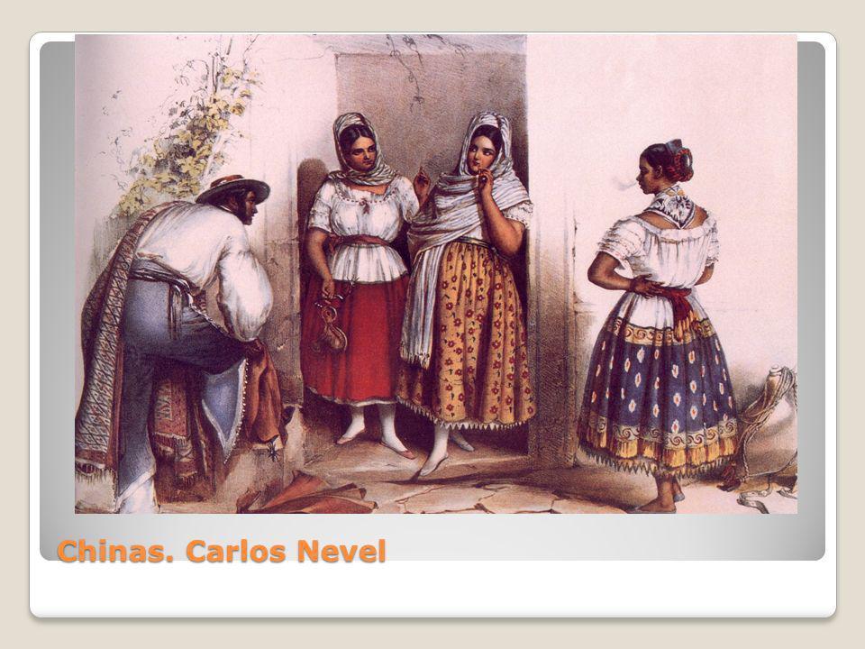 Chinas. Carlos Nevel