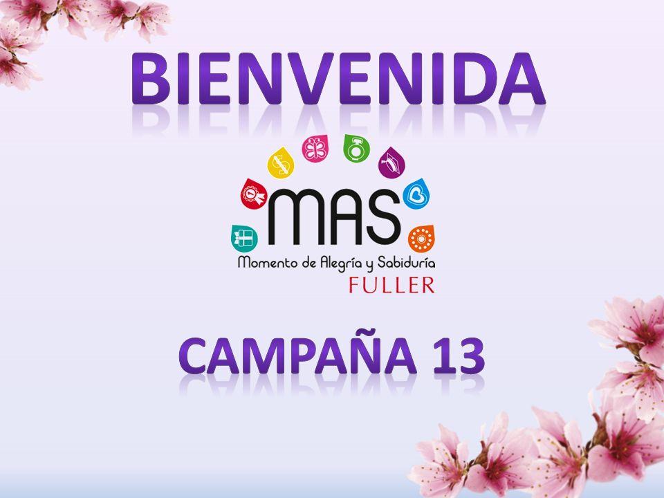 BIENVENIDAS NUEVAS FULLERETTES Campaña 13