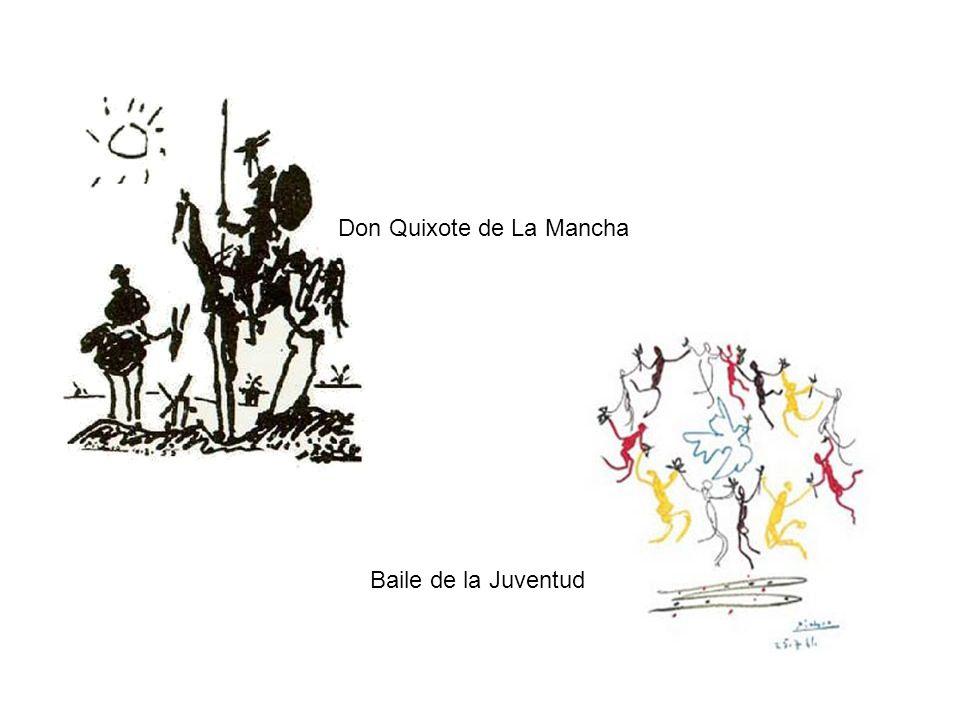 Don Quixote de La Mancha Baile de la Juventud
