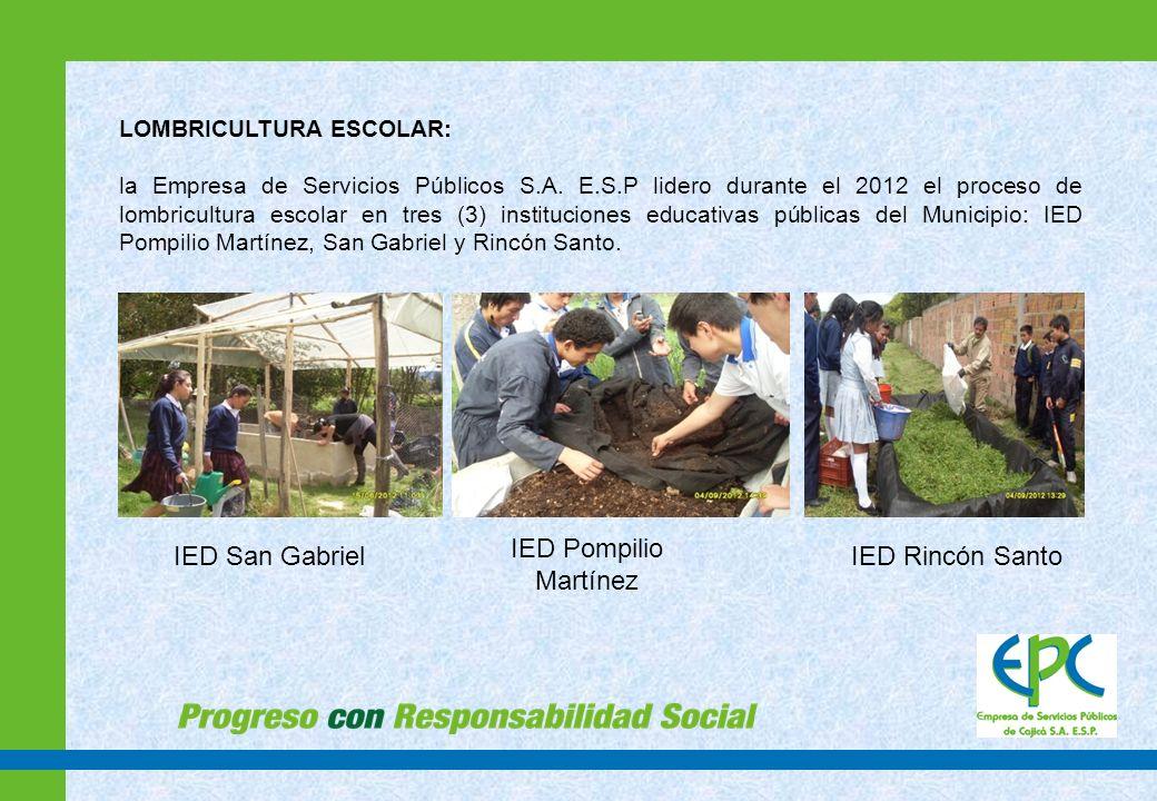 SENSIBILIZACIÓN Y ACOMPAÑAMIENTO EN CONJUNTOS RESIDENCIALES: Se visitaron en total 14 Conjuntos, se capacitaron un total de 487 residentes y se hizo entrega de 329 canecas verdes para el manejo de residuos orgánicos.