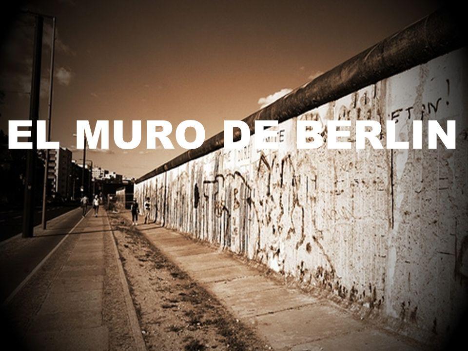 ÍNDICE 1.-) Construcción del muro.2.-) Separación Berlín.