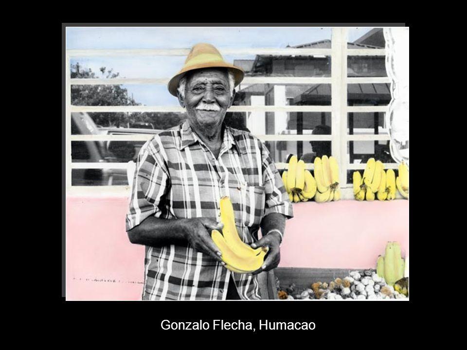 Gonzalo Flecha, Humacao
