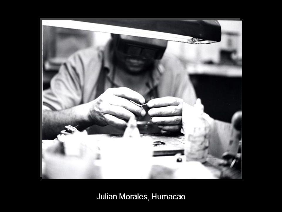 Julian Morales, Humacao