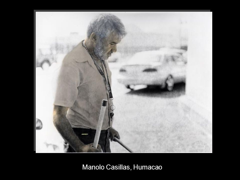 Manolo Casillas, Humacao