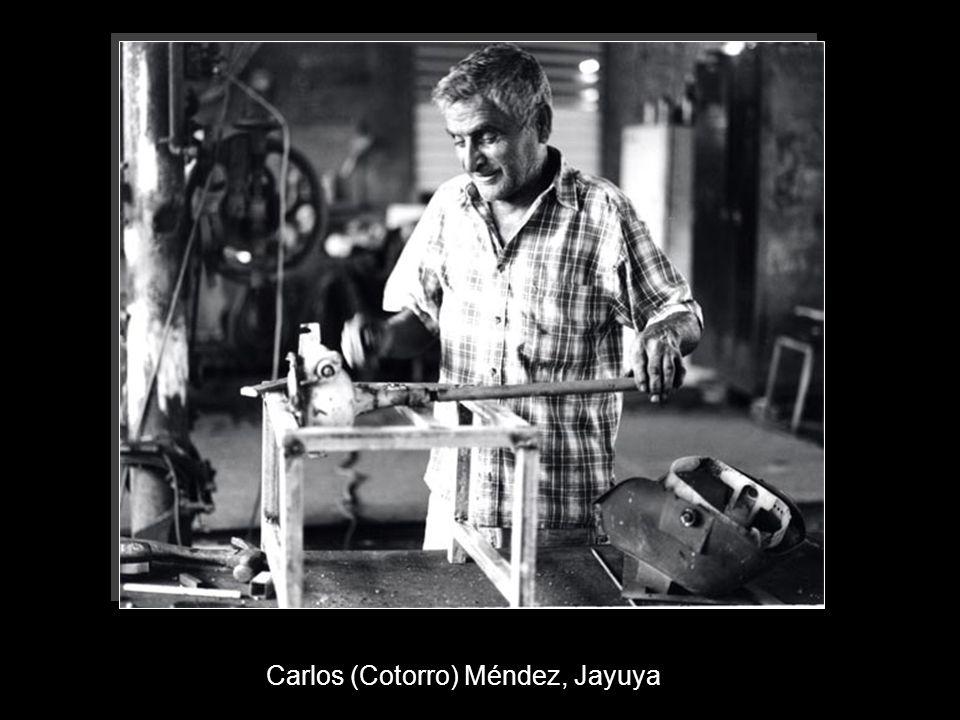 Carlos (Cotorro) Méndez, Jayuya