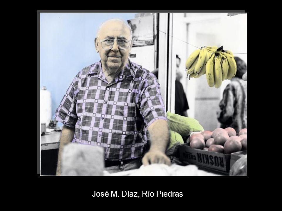 José M. Díaz, Río Piedras