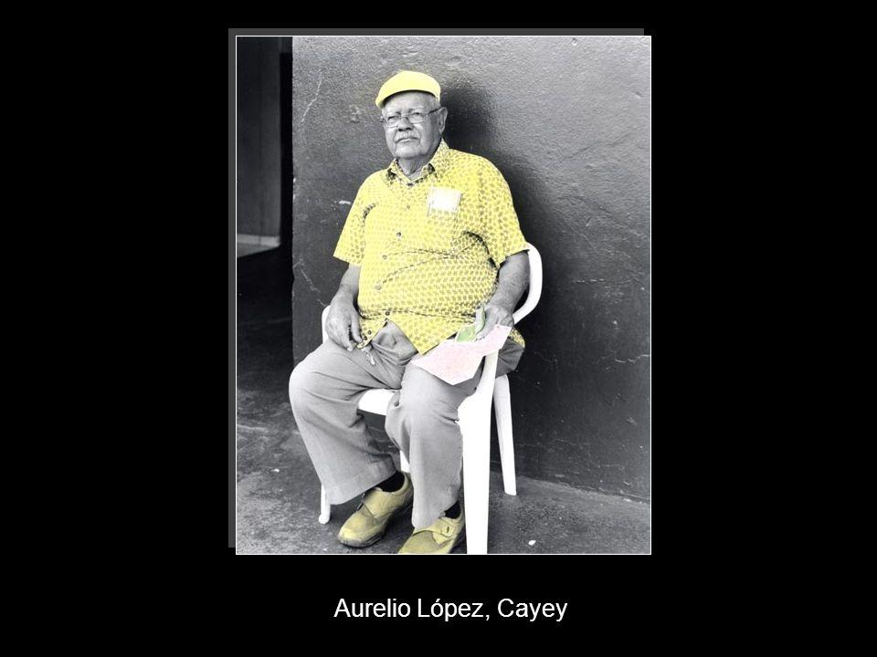 Aurelio López, Cayey