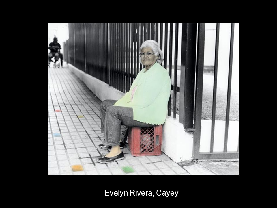 Evelyn Rivera, Cayey
