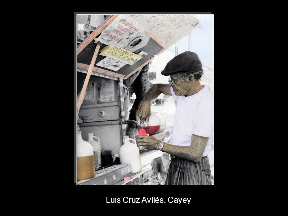 Luis Cruz Avílés, Cayey