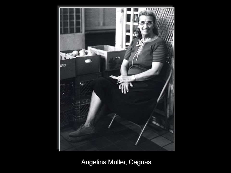 Angelina Muller, Caguas