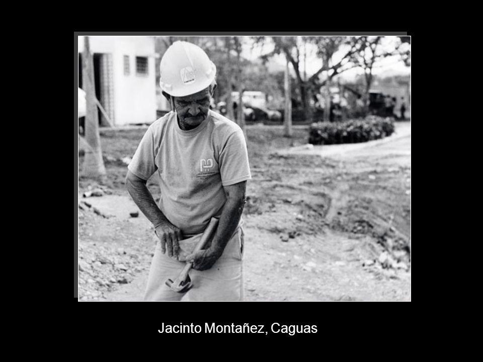 Jacinto Montañez, Caguas