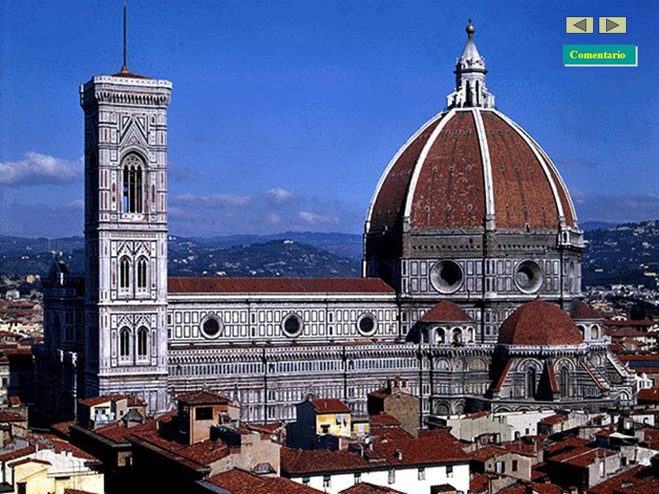 Quattrocento Italiano : Arquitectura Comentario