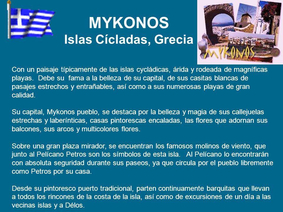 Islas Cicladas