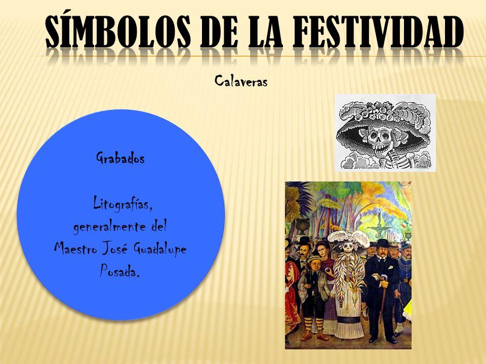 Grabados Litografías, generalmente del Maestro José Guadalupe Posada. Grabados Litografías, generalmente del Maestro José Guadalupe Posada. Calaveras